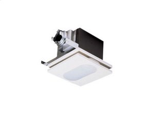 Whisper Lite 70 CFM Ceiling Mounted Fan/Light Combination Product Image