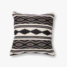 P0095 Grey / Multi Pillow