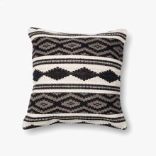 P0095 Grey / Multi Pillow
