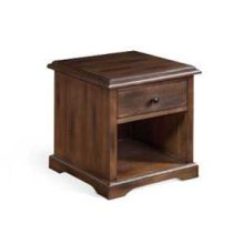 Savannah End Table
