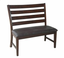 Kona Ladder Back Dining Bench
