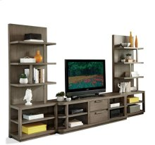 Precision Entertainment Console Gray Wash finish