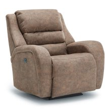 BOSLEY Power Tilt Headrest Space Saver Recliner