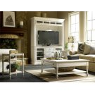 Entertainment Console with Hutch Product Image