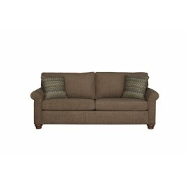 Sofa - Mocha Chenille Finish