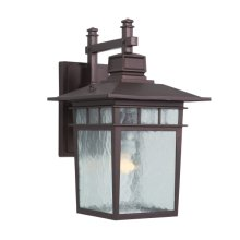 Dante Collection Seven-Inch Incandescent Exterior