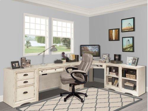 6pc Home Office (#960h, #961d, #920, #940, & 2-#950t)