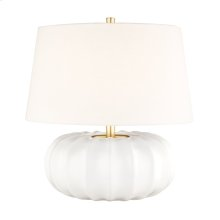 Table Lamp - WHITE