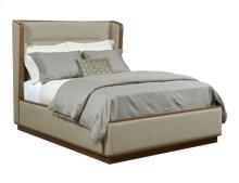 Astro Upholstered Cal King Bed Package