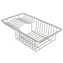 """Dish Rack For 16"""" And 18"""" ID Stainless Steel Sinks"""