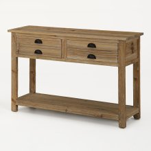 Console W/ Drawers