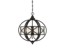 Holland 3 Light Pendant
