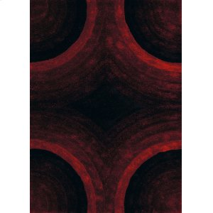 Finesse Astral Red Rugs