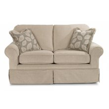 Camilla Fabric Loveseat