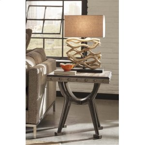 Hillsdale FurniturePaddock End Table - Ctn A - Top Only