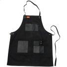 Grilling Apron - Black Canvas & Leather L Product Image