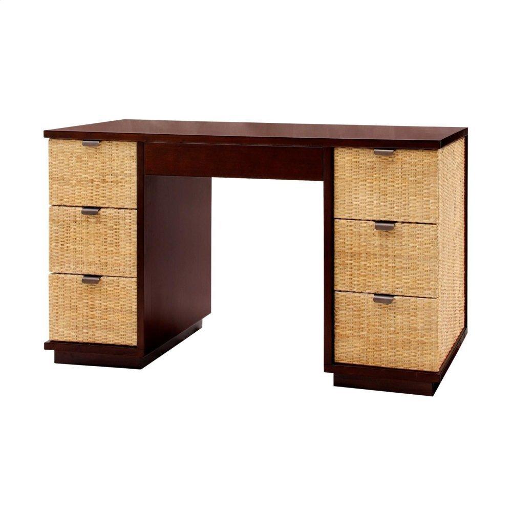 Cosmopolitan Desk, Mahogany