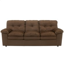 Signature Design by Ashley Mercer Sofa in Cafe Fabric