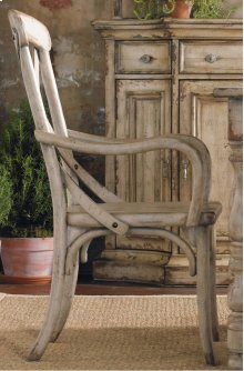 Wakefield X Back Arm Chair