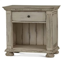 Charleston Open Nightstand