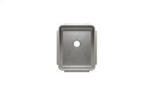 "Classic 003229 - undermount stainless steel Bar sink , 12"" × 15"" × 7"""