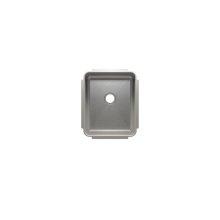 "Classic 003229 - undermount stainless steel Bar sink , 12"" × 15"" × 7"""