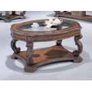 Garroway Traditional Brown Coffee Table Product Image