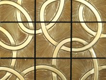 Wood Carved Decorative Panel