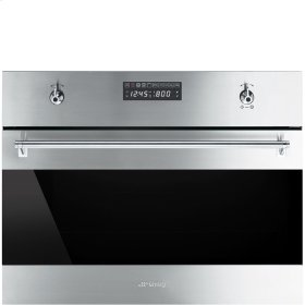 "60CM (Approx. 24"") ""Classic"" Built-in Steam Combination Oven, Stainless Steel"
