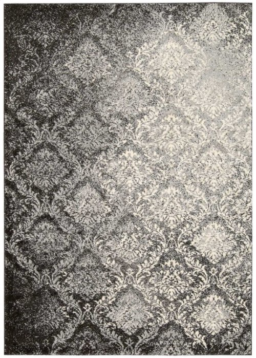 Santa Barbara Ki201 Gry Rectangle Rug 5'3'' X 7'5''