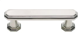Dickinson Pull 3 Inch (c-c) - Polished Nickel