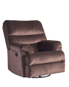 Swivel Manual Glider Recliner