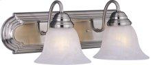 Essentials 2-Light Bath Vanity
