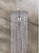 Head shower, wall mounted - Grey Product Image