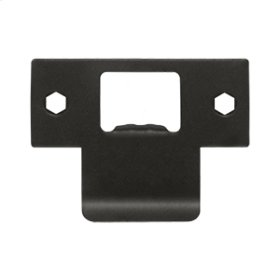 "Extended T-Strike (2-3/4""x 2"") - Oil-rubbed Bronze"