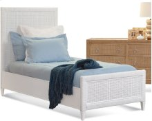Naples Twin Bed