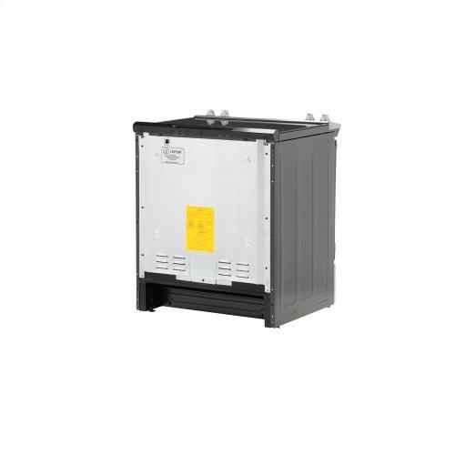 GE® 30" Slide-In Electric Range