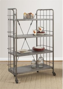 D683-50  Bakers Rack