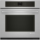 "Single Wall Oven, 30"", Euro-Style Stainless Handle Product Image"