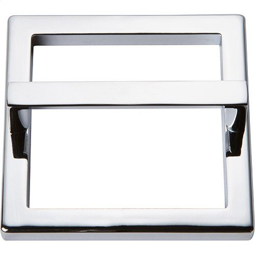 Tableau Square Base and Top 3 Inch - Polished Chrome