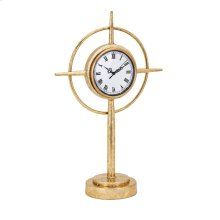 Compass Standing Clock