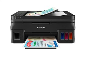 Canon PIXMA G4200 Wireless Wireless MegaTank All-in-One Inkjet Printer