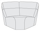 Clemens Wedge Product Image