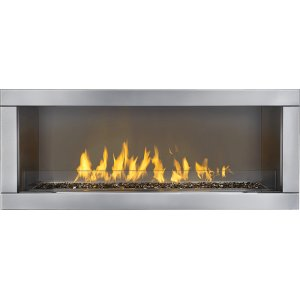 Napoleon GrillsGalaxy Outdoor Gas Fireplace , Stainless Steel , Propane