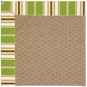 Creative Concepts-Raffia Tux Stripe Green