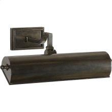 Visual Comfort AH2701GM Alexa Hampton Dean 40 watt 14 inch Gun Metal Picture Light Wall Light