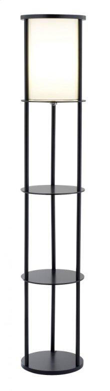 Stewart Shelf Floor Lamp