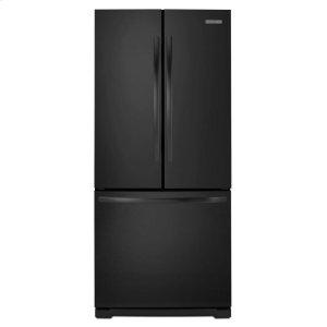 KitchenAid20 Cu. Ft. Standard-Depth French Door Refrigerator, Architect® Series Ii - Black