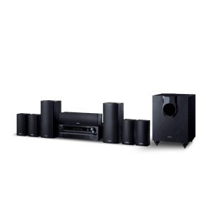 Onkyo7.1-Channel Home Theater Package w/USB for iPod®/iPhone®