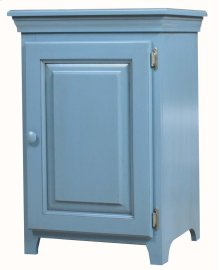 Pine 1 Door Console Cabinet